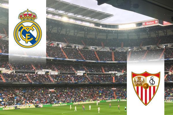 Real Madrid - Sevilla repülős út