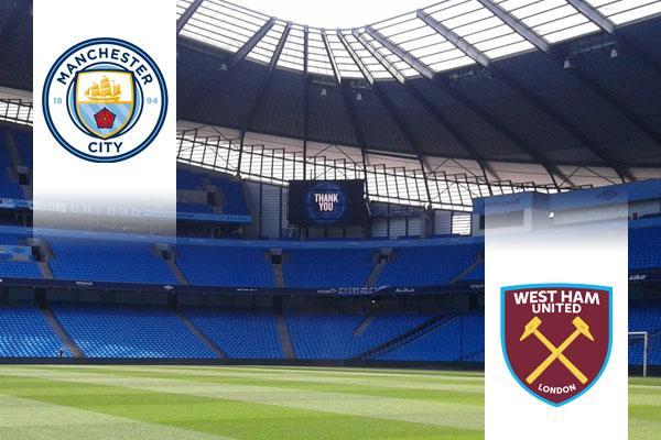 Manchester City - West Ham repülős út