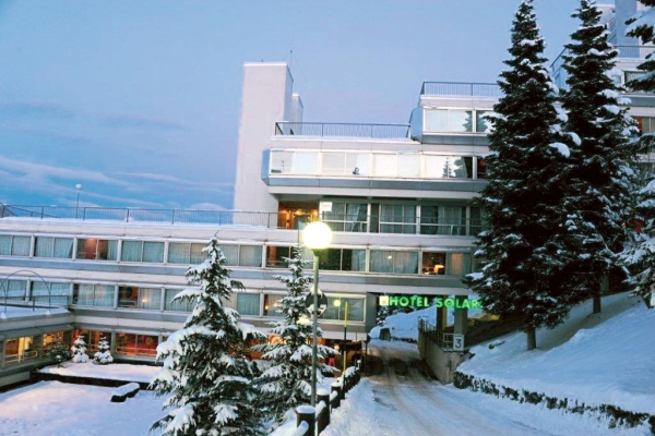 Hotel Solaria ***+