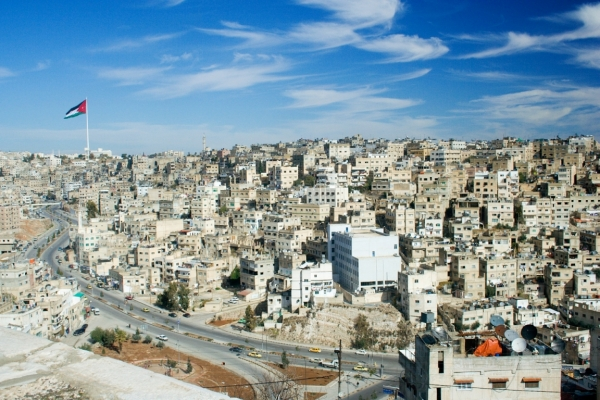 Villámlátogatás Jordániában