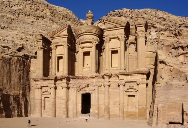 Jordánia dióhéjban