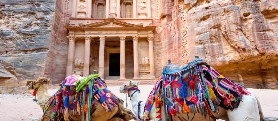 Jordániai Körutazás