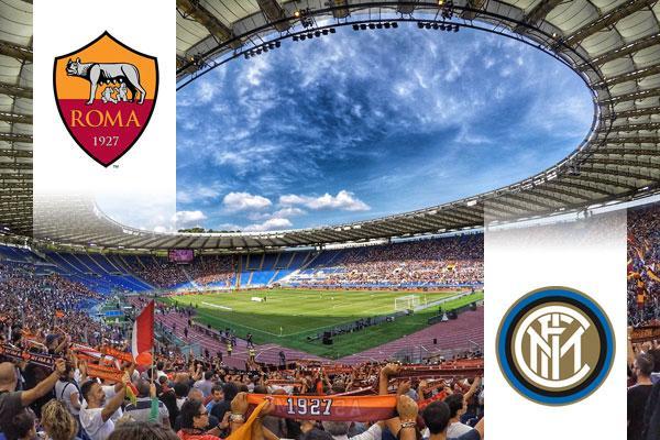 Roma - Inter repülős út