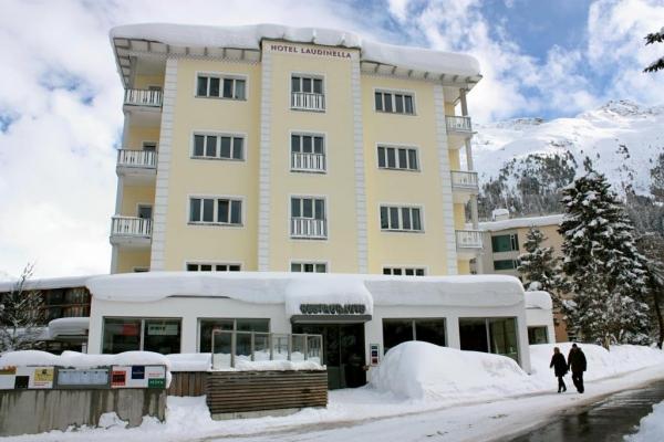 Hotel Laudinella ***+ - St. Moritz
