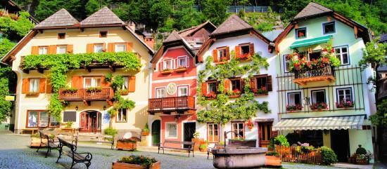 Pünkösd az Alpok varázslatos vidékén