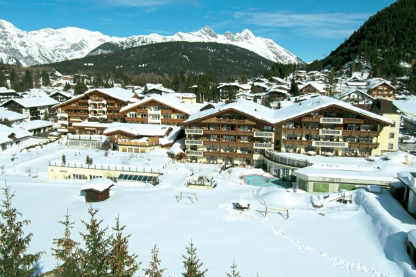 Hotel Family&Spa-Resort Alpenpark ****+