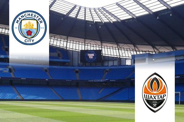 Manchester City - Shakhtar BL repülős út