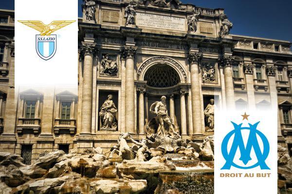 Lazio - Marseille EL repülős út