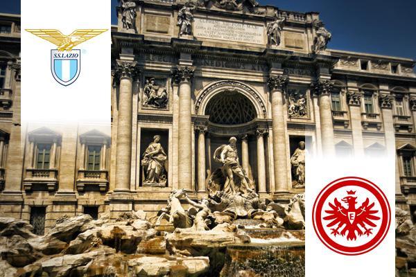 Lazio - Frankfurt EL repülős út