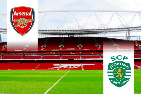 Arsenal - Sporting EL repülős út