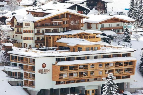 Hotel Alpin Juwel ****+