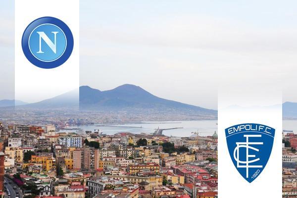 Napoli - Empoli repülős út