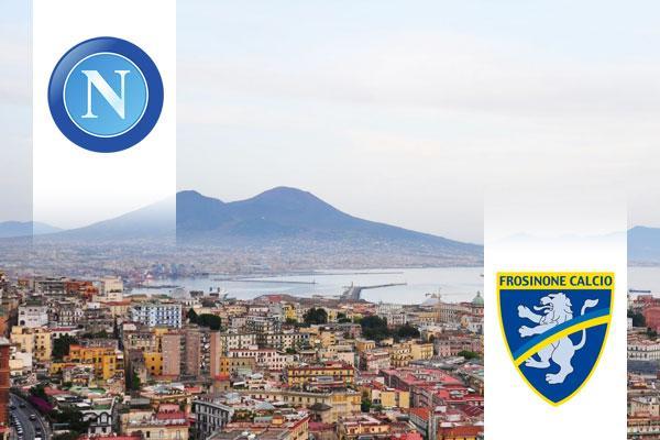 Napoli - Frosinone repülős út