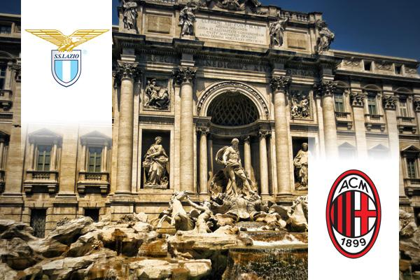 Lazio - Milan repülős út
