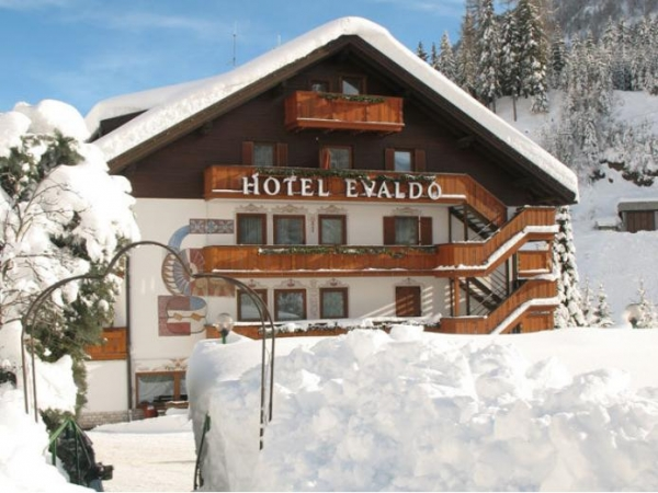 Hotel Evaldo 4* - Arabba/Sella Ronda ****