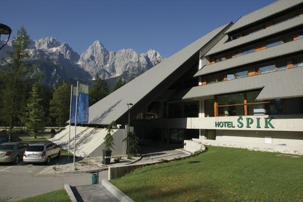 Hotel Spik 3*-4* / Kranjska Gora ****