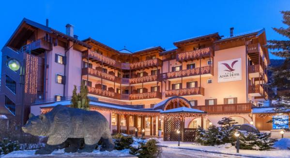 Hotel Adler 4* - Andalo/Paganella ****
