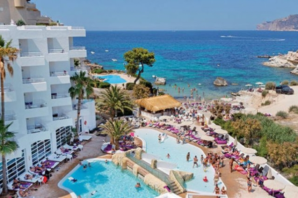 ALEGRIA Mar Mediterrania Hotel **** Santa Susanna