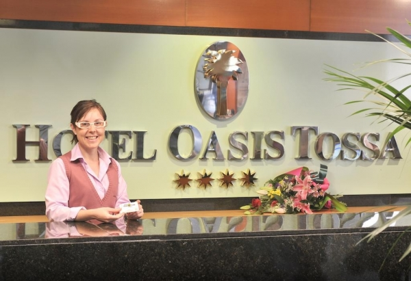 Hotel GHT Oasis Tossa & Spa ****