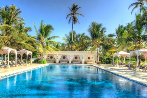 Hotel Baraza Resort & Spa ***** Bweju