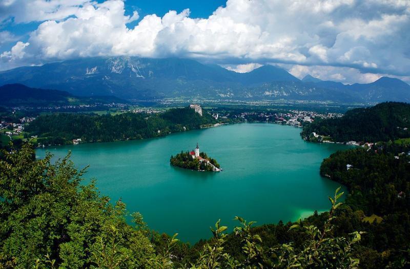 Szlovénia kincsei - 3 nap