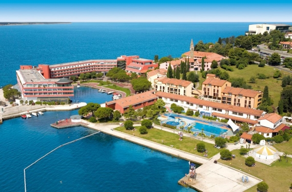 Bernardin Resort (Vile Park/Histrion) *** - Portoroz