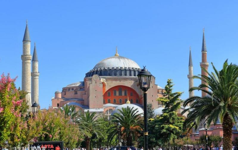 Törökország csodái I. Ősi kultúrák, iszlám emlékek, természeti csodák Ázsia kapujában