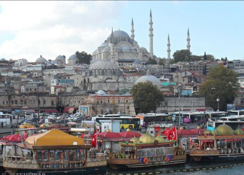 Törökország csodái II. - Ősi kultúrák, iszlám emlékek, természeti csodák, varázslatos tengerpartok