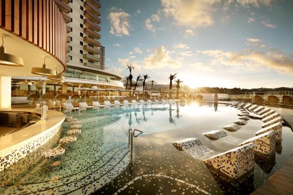 Hard Rock Hotel Tenerife ***** (Bécsi indulás)