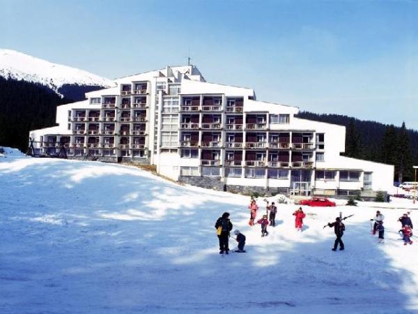 Hotel Marmot (Sverma) 2*  Chopok-Jasna **