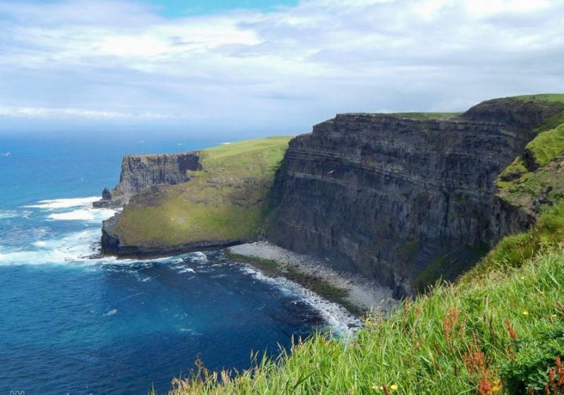 Írország, Európa zöld szigete