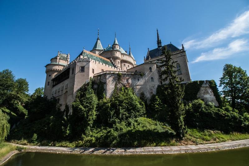 Mesés kastélyok Szlovákiában