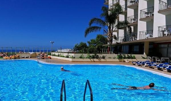 Hotel Dorisol Mimosa *** Funchal