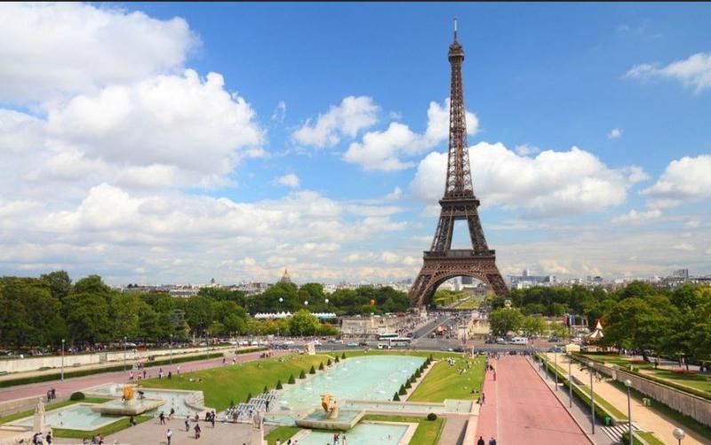 Párizs, Versailles, Loire-völgye I.