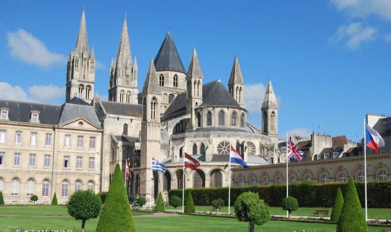 Normandia, Bretagne