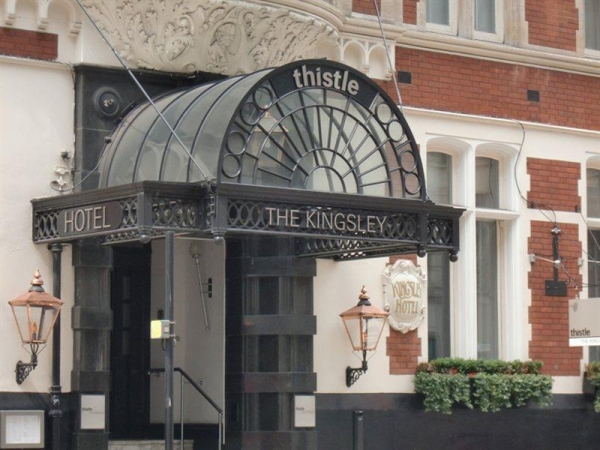The Kingsley by Thistle (ex. Thistle Bloomsbury) ****