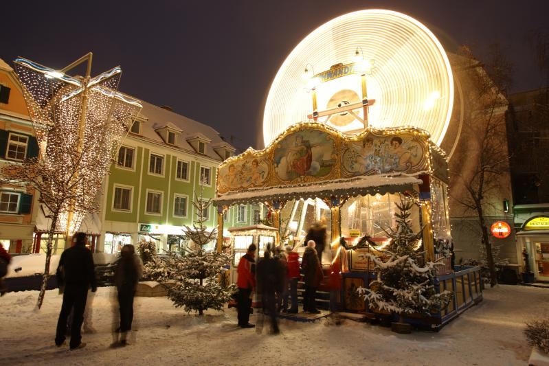 Children s Advent market in Kleine Neutorgasse (c) Graz Tourismus - Harry Schiffer