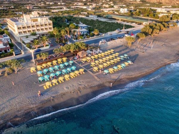 Hotel Tylissos Beach repülővel ****