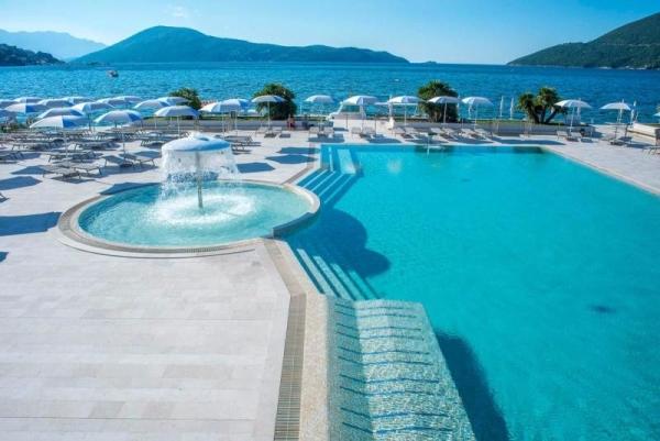 Hotel Palmon Bay & Spa **** Igalo (egyénileg)