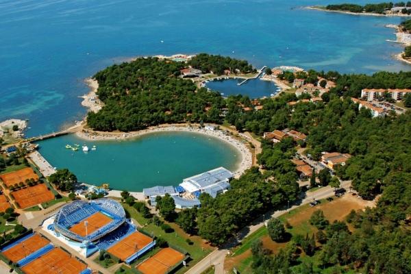 Appartements Sol Amfora for Plava Laguna **** - Umag
