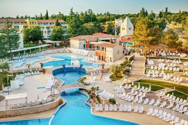 Hotel&Residence Sol Garden Istra for Plava Laguna - Umag
