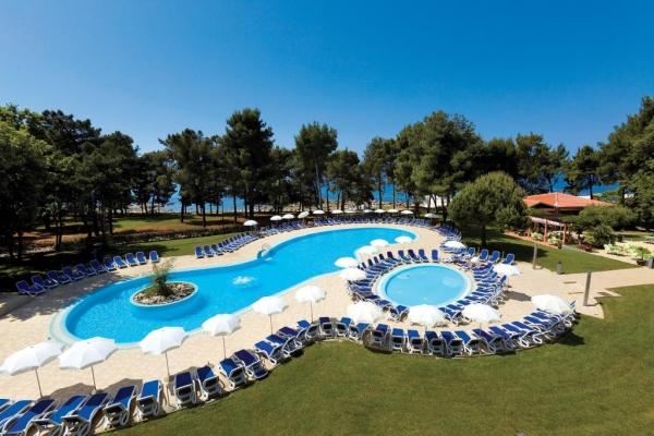 Hotel Sol Aurora for Plava Laguna - Umag