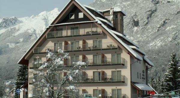 Hotel Mangart 3* / Bovec ***