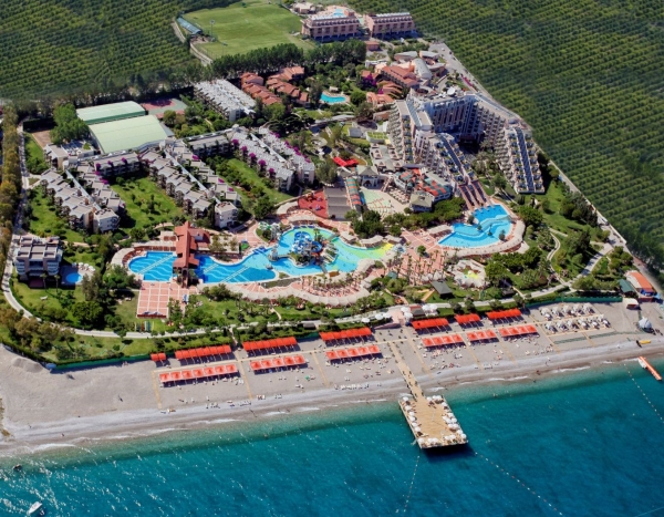 LIMAK LIMRA HOTELS AND RESORT *****