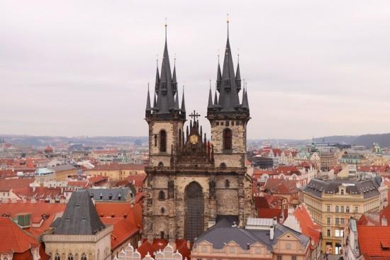 Prága - Plzen - Brno
