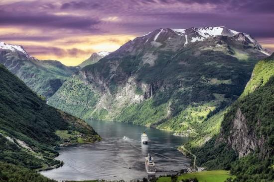 Csoportos hajóút - Varázslatos Norvég fjordok