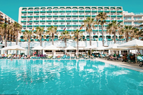Qawra Palace Hotel ****