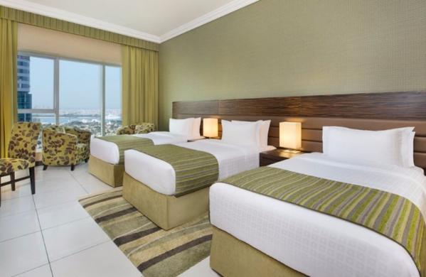Dubai 3 éj és Sultan Sands Island Resort Zanzibár 7 éj ***