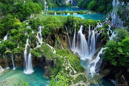 Kirándulás a Plitvicei-tavakhoz (non-stop)