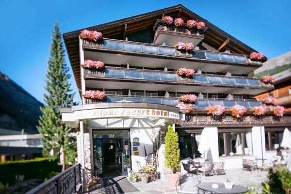 Hotel Alpen Resort - Zermatt